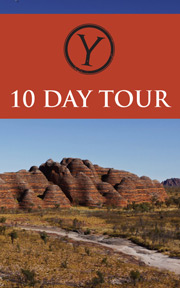 10 Day Tour button